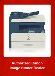 Authorized Canon Dealer